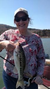 Brenda with Kentucky